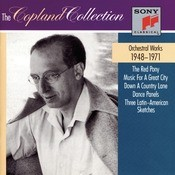 The Copland Collection: Orchestral Works 1948-1971 Songs