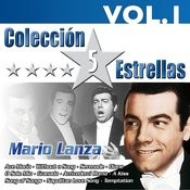 Colección 5 Estrellas. Mario Lanza. Vol. 1 Songs