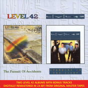 The Persuit Of Accidents & Standing In The Light (Digitally Remastered) Songs