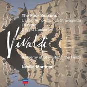 Vivaldi: Concerto for Violin and Strings in E major, Op.8, No.1, RV 269