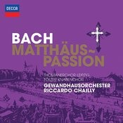 Bach, J.S.: St. Matthew Passion Songs
