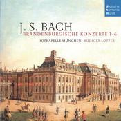 Bach: Brandenburgische Konzerte Songs
