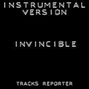 Invincible (Instrumental Version) - Single Songs