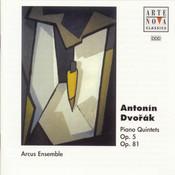 Dvorak: Piano Quintets Op.5 / Op.81 Songs