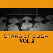 Stars Of Cuba, Vol. 2 Songs
