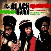 Party In Session: The Black Uhuru Collection Songs