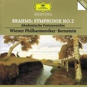 Brahms: Symphony No.2 In D Major, Op. 73 Songs