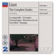 Liszt: The Complete Etudes Songs