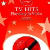 Playalong For Violin: Tv Hits Songs