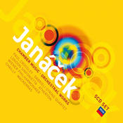 Janacek: Chamber & Orchestral Works Songs