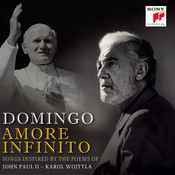 Amore Infinito - Songs Inspired by the Poems of John Paul II - Karol Wojtyla Songs