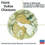 Chausson: Symphony in B flat, Op.20 - 2. Très lent Song