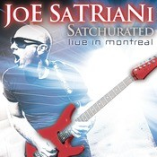 Satchurated: Live In Montreal Songs