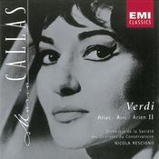 Verdi Arias 2 Songs
