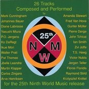 25th Ninth World Music Release Songs