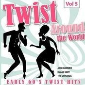 Twist Around The World, Vol. 5 Songs