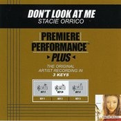 Don't Look At Me (Premiere Performance Plus Track) Songs
