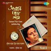 Aamaar Priyo Gaan - Juthika Roy Vol 1 Songs