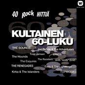 Kultainen 60-luku - 40 Rockhittiä Songs