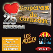 25 Exitos Vol. 1 (USA) Songs