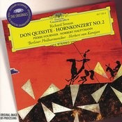 Strauss, R.: Don Quixote; Horn Concerto No.2 Songs