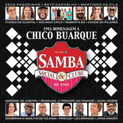 Samba Social Clube Volume 6 - Chico (Live) Songs