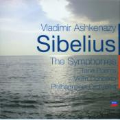 Sibelius The Symphonies Tone Poems Violin Concerto Songs