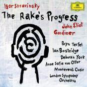 Stravinsky The Rakes Progress Songs