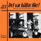 Det Var Battre Forr Volym 1a 1931 1935 Songs
