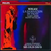 Berlioz La Damnation De Faust Songs