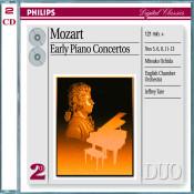 Mozart: Piano Concertos Songs