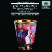 Bach, J.S.: Flute Sonatas BWV 1020, 1030-1032; Partita BWV 1013 Songs