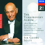 The Tchaikovsky Album Songs