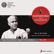 From The NCPA Archives - CR Vyas Songs