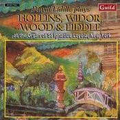 David Liddle plays Hollins, Widor, Wood & Liddle Songs