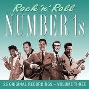 Rock 'n' Roll Number 1s - Vol' 3 Songs