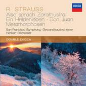 Strauss, R.: Also sprach Zarathustra; Ein Heldenleben; Don Juan; Metamorphosen Songs
