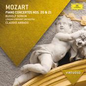 Mozart: Piano Concertos Nos. 20 & 21 Songs