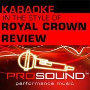 Hey Pachuco (Karaoke Lead Vocal Demo)[In The Style Of Royal Crown Review] Song
