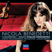 Bruch: Violin Concerto No. 1 in G minor, Op. 26: III Finale: Allegro energico Song