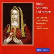 Tudor Anthems And Motets Songs
