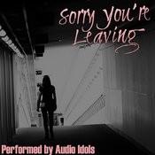 Sorry You're Leaving Songs