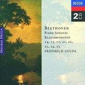 Beethoven: Piano Sonatas Nos. 14, 15, 17, 21-24 & 32 Songs