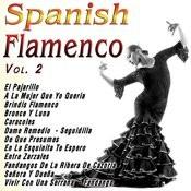 Spanish Flamenco Vol. 2 Songs