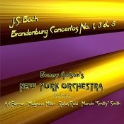 Bach: Brandenburg Concertos 1, 3 And 5 Songs