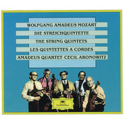 Mozart: The String Quintets Songs