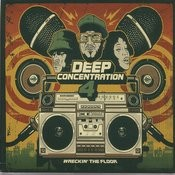 Deep Concentration Vol. 4 Songs