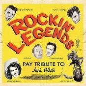 Rockin' Legends Pay Tribute To Jack White Songs