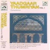 Yaadgaar Thumriyan Compilation Vol 1 Songs