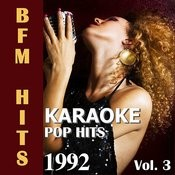 Karaoke: Pop Hits 1992, Vol. 3 Songs